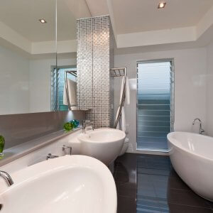 Bathroom Makeovers Renovations - Bathroom Renovations
