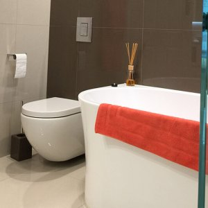 Bathroom Renovations - Fitzroy Bathroom & Ensuite Makeover